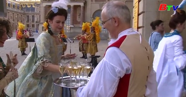 Cung điện Versailles - Một đêm sống lại không khí Hoàng Gia