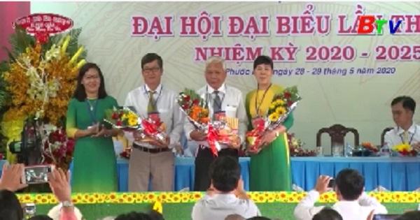 Đảng bộ xã Phước Hòa (huyện Phú Giáo) đại hội đại biểu lần XIII, nhiệm kỳ 2020-2025