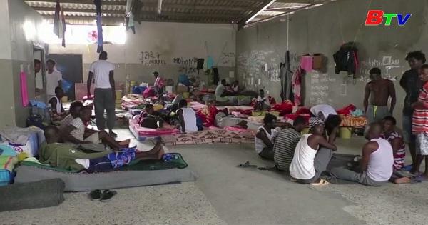 Italy cảnh báo tình hình di cư phức tạp do dịch