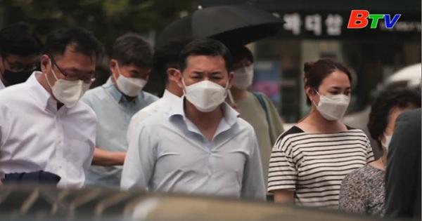 Hàn Quốc tiêm vaccine cho người dân trong độ tuổi 18-49