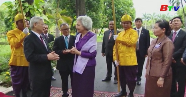 50 năm quan hệ Việt Nam - Campuchia