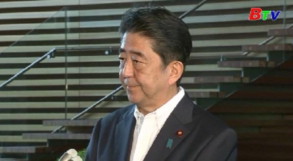 Nhật Bản kêu gọi LHQ họp khẩn sau khi Triều Tiên phóng tên lửa