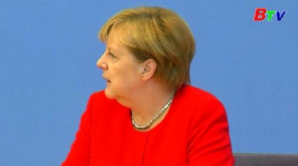 Đức ủng hộ việc dỡ bỏ lệnh trừng phạt kinh tế đối với Nga