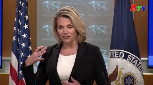 Mỹ gia hạn lệnh cấm công dân đến Triều Tiên