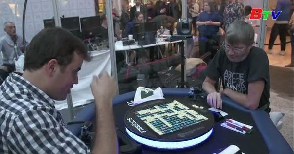 Nigel  Richards nhà vô địch mới của cuộc thi xếp chữ thế giới