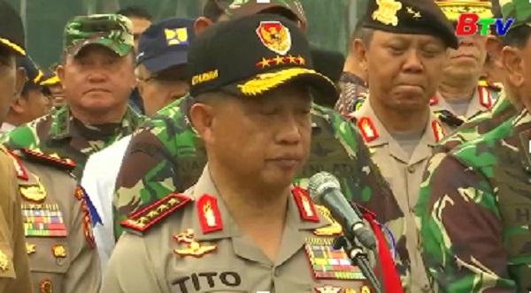 Indonesia cảnh giác với nguy cơ khủng bố từ IS