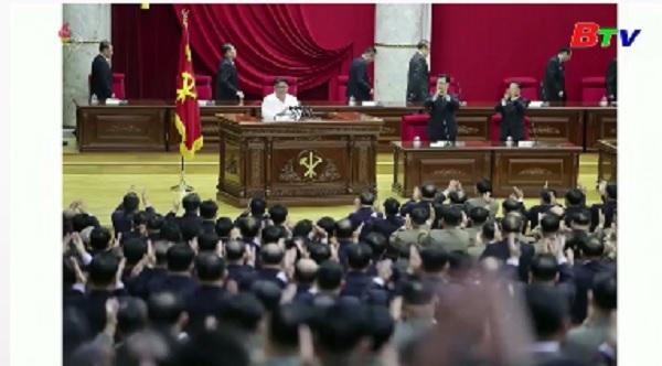 Triều Tiên thảo luận biện pháp đảm bảo chủ quyền và an ninh đất nước