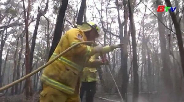Australia sơ tán hàng chục nghìn người do cháy rừng