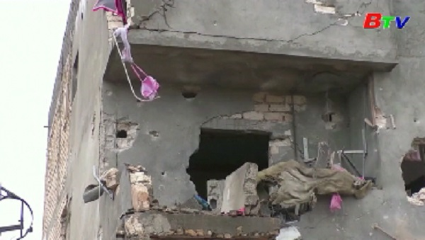 LHQ cảnh báo leo thang xung đột ở Libya