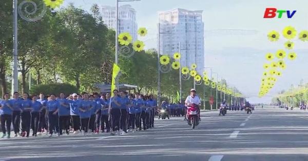 Trước giờ khai mạc Giải Việt dã Chào Năm Mới BTV Number 1 năm 2020