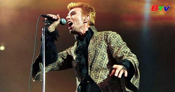 Giới thiệu xe của David Bowie tại triển lãm ô tô quốc tế Paris