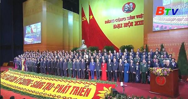 Bế mạc Đại hội toàn quốc lần thứ XIII
