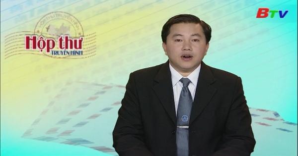 Hộp thư Truyền hình (Chương trình ngày 27/2/2017)