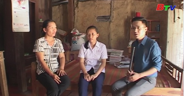 Em Nguyễn Thị Mỹ Hạnh, Lớp 11B1, Trường THPT Lộc Hưng, huyện Tràng Bàng, tỉnh Tây Ninh