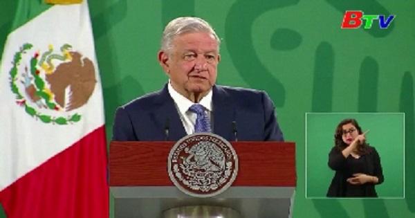 Mexico thúc đẩy thỏa thuận lao động nhập cư với Mỹ