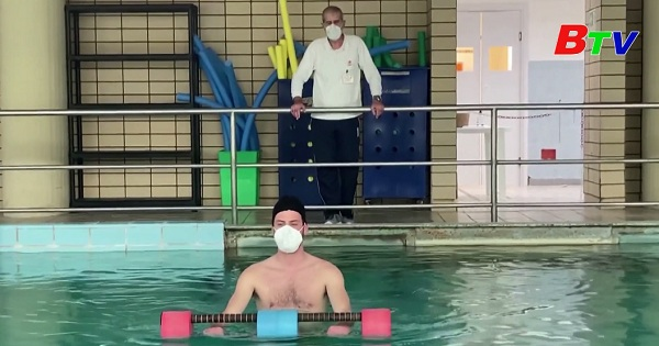 Spa nước khoáng nóng ở Italia giúp các bệnh nhân covid-19  phục hồi chức năng