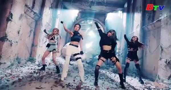Các nữ chiến binh Blackpink khuynh đảo làng nhạc  K-Pop