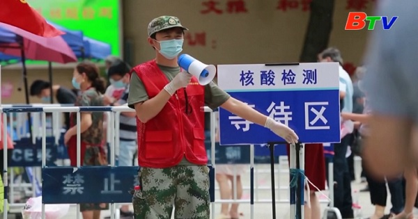 Trung Quốc báo động trước biến thể Delta