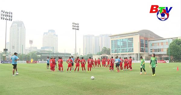 Tuyển nữ Việt Nam quyết tâm vượt khó ở vòng loại Asian Cup