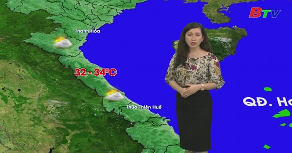 Bản tin Thời tiết (Ngày 30/9/2019)
