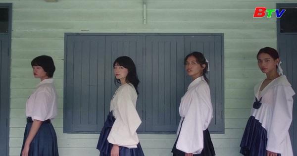 NTK Thái Lan biến đồng phục học sinh thành thời trang cao cấp