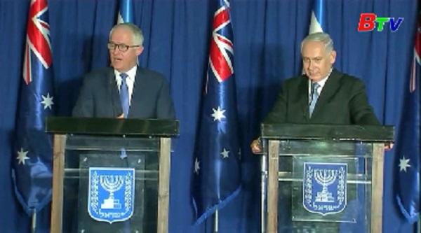 Australia - Israel tăng cường hợp tác quốc phòng