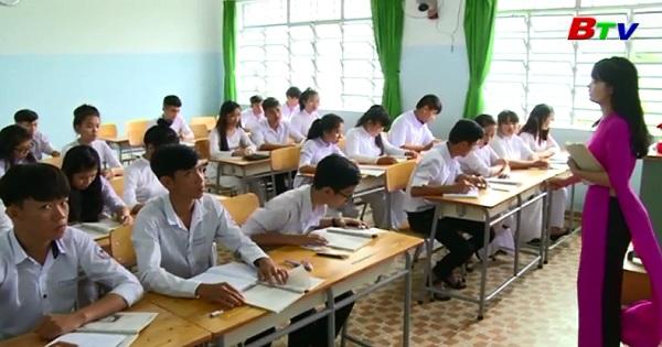 20 năm - Một chặng đường của ngành giáo dục Bình Dương