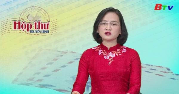 Hộp thư Truyền hình (Ngày 31/12/2018)