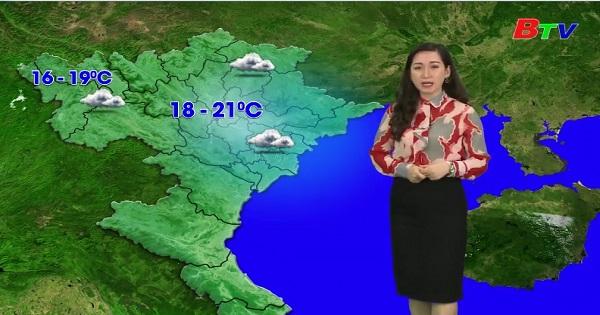 Bản tin Thời tiết (Ngày 28/02/2020)