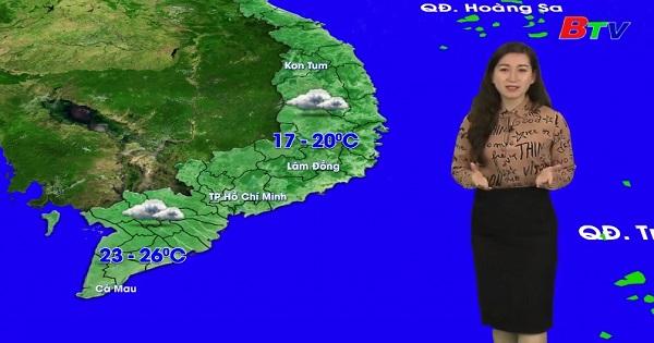 Bản tin Thời tiết (Ngày 02/03/2020)