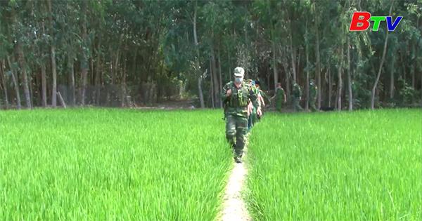 Siết chặt biên giới ngăn chặn ma túy thẩm lậu vào Việt Nam