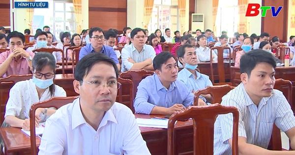 Thuận An đưa Nghị Quyết vào cuộc sống