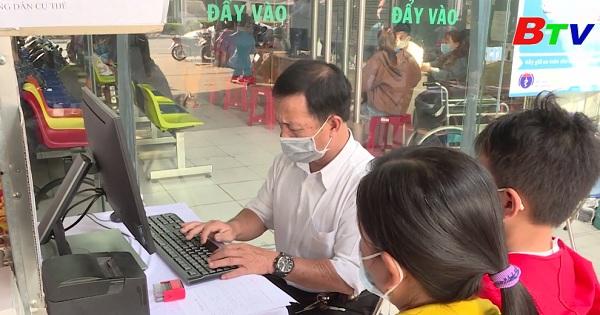 Thực hiện chặt chẽ khai báo y tế trong công nhân lao động