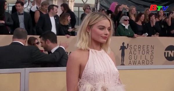Diễn viên Margot Robbie thế chỗ đàn anh Johhnny  Depp  trong