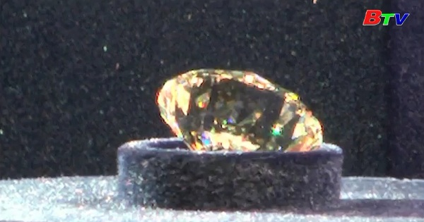 Nga bán đấu giá bộ kim cương Dynasty