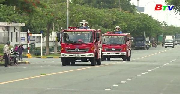 Phòng cháy chữa cháy (Ngày 2/8/2019)