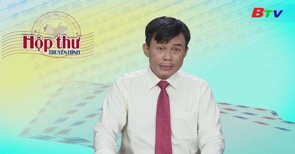 Hộp thư Truyền hình (Chương trình ngày 02/10/2017)
