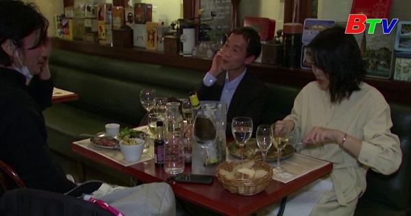Nhà hàng Pháp và bữa ăn cuối cùng trước lệnh phong tỏa mới