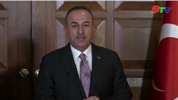 Thổ Nhĩ Kỳ sẵn sàng cùng NATO chống Nga