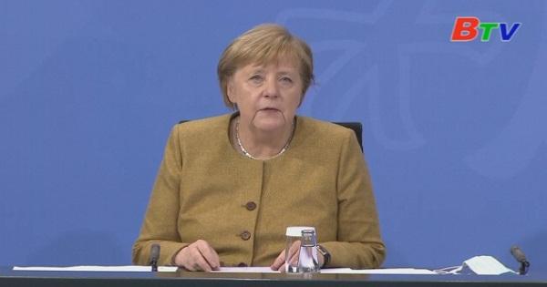 Đức kêu gọi thúc đẩy việc thông qua ngân sách EU