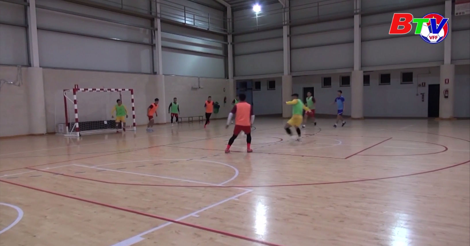 Đội tuyển futsal Việt Nam hội quân, hướng tới Vòng chung kết futsal châu Á 2020