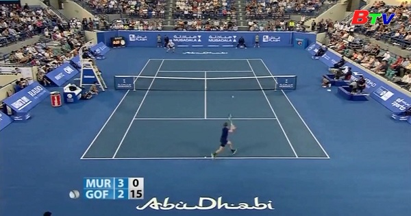 Goffin gặp Nadal ở chung kết Mubadala World  Tennis