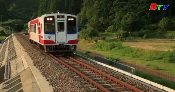 Xe lửa Sanriku - biểu tượng hi vọng