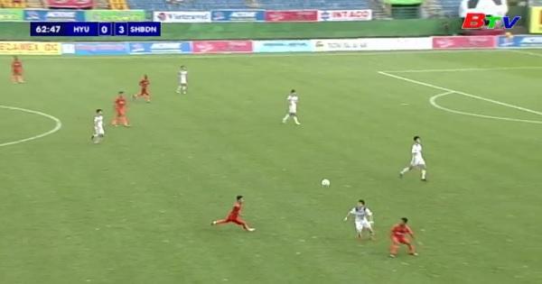 BTV - Number 1 Cup 2018|| Hanyang University FC - SHB Đà Nẵng