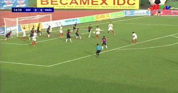 BTV - Number 1 Cup 2018|| Sài Gòn FC - Hoàng Anh Gia Lai