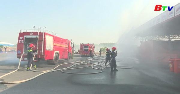 Phòng cháy chữa cháy (Ngày 3/01/2020)