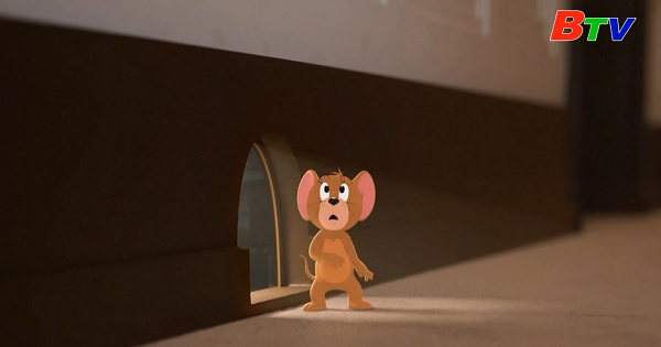 Bộ phim Tom và Jerry náo loạn Bắc Mỹ