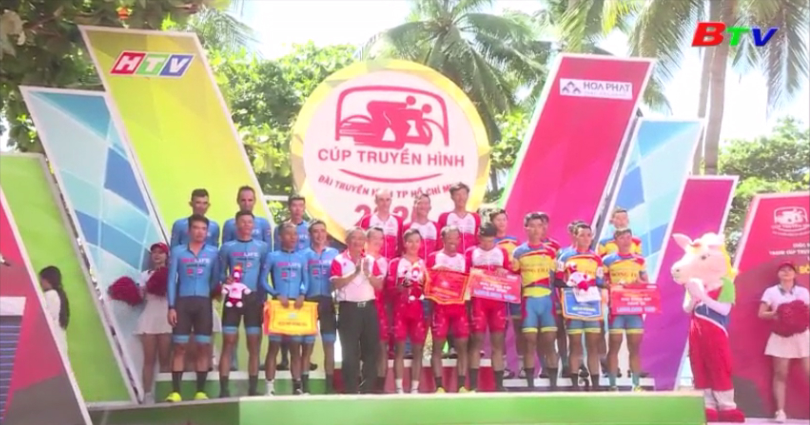 Kết quả chặng 13 Cuộc đua xe đạp Cúp Truyền hình TP.HCM 2020