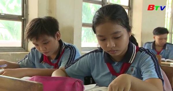 Thắp sáng ước mơ xanh - Em Phạm Thị Ngọc Trinh, lớp 7A1, trường THCS Bình An, Thủ Thừa, Long An