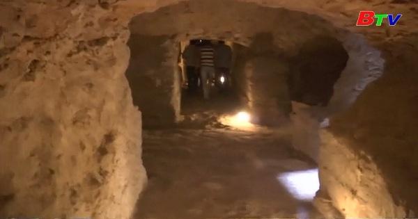 Kim tự tháp 4.000 năm tuổi ở Ai Cập mở cửa đón khách tham quan